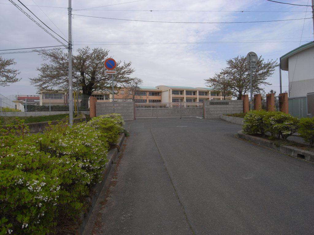 新荘小学校(周辺)